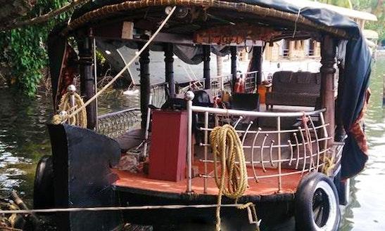 Charter A Passenger Boat In Muhamma, Kerala