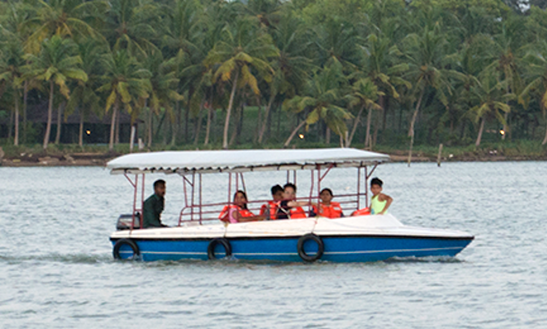 Unique Charter Experience For 7 People On A Dinghy In Kulathoor, India