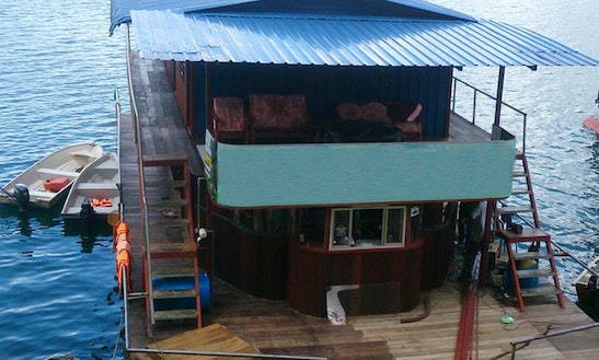 Houseboat Rental In Permaisuri