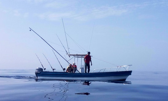 Dinghy Fishing Charter In Watamu