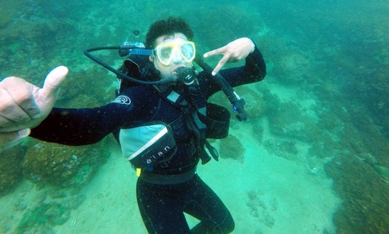 Enjoy Diving Trips In Karachi, Pakistan