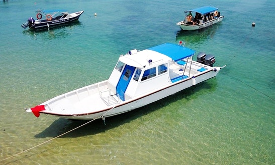 Diving Trips And Courses In Pahang