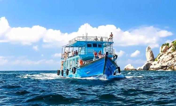 Enjoy Snorkeling Tours in Tambon Ko Tao, Thailand