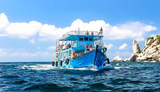 Enjoy Snorkeling Tours In Tambon Ko Tao, Thailand