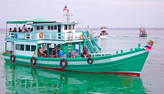 Dvie Trips, Padi Cert. & Snorkeling - Koh Phangan