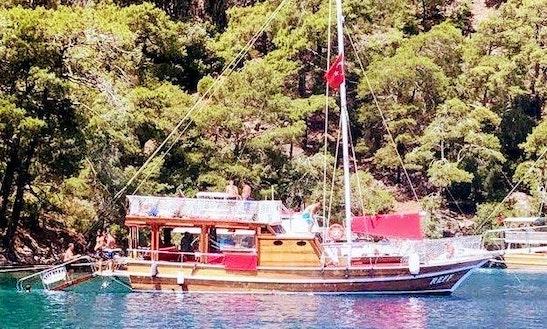 Charter A Gulet Antalya, Turkey