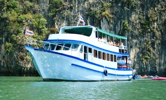 Passenger Boat In Tambon Ao Nang