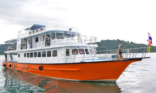 Mv Sea Heaven In Phangnga