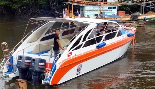 Diving Charter From Tambon Ao Nang, Thailand
