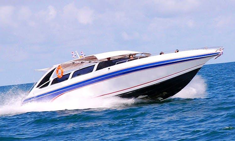 39' Bundhaya (speed boat ) in Tambon Ko Lanta Noi