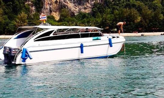 Private Speedboat Hire With English Speaking Guide In Thailand
