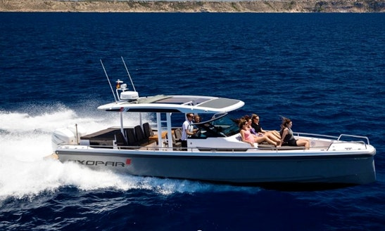 Charter This Alfamarine 37 Motor Yacht In Chania, Greece
