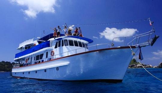M / V Orange Blue Dive Boat In Khao Lak