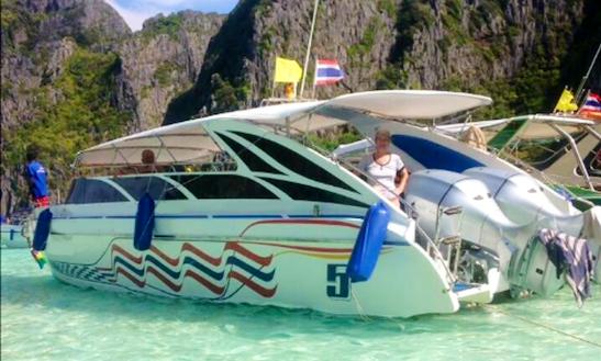 Explore By Motor Yacht Charter In Tambon Ko Lanta Noi, Thailand