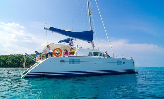 Enjoy Mai Ton Island, Thailand On Maithon Cruising Catamaran