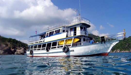 M/v Seastar In Ko Samui