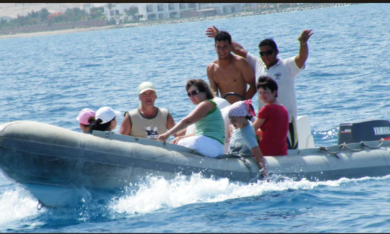 Explore Red Sea Governorate, Egypt - Rent Rigid Inflatable Boat!