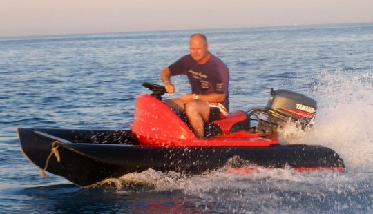 Rent A Water Quad Zego In Red Sea Governorate, Egypt