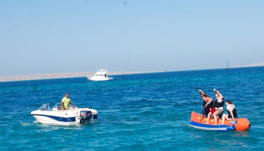 Tubing Adventure In Red Sea Governorate, Egypt