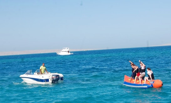 Enjoy Tubing In Red Sea Governorate, Egypt