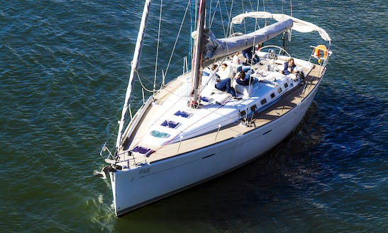 Charter Beneteau First 47.7 In Algarve, Portugal
