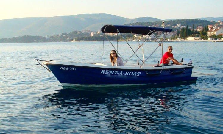 Nautika 500 Boat Charter in Okrug Gornji
