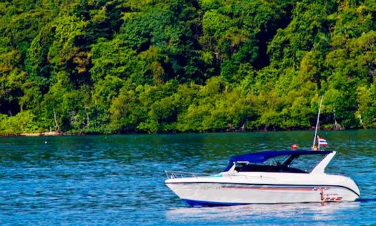 Similan Island Day Charter On Sweet Eyes