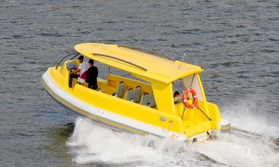 Charter A Passenger Boat In Cairo Governorate, Egypt