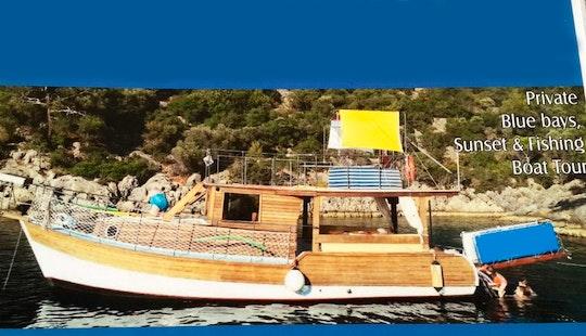 Experience All The Beauty Of Muğla, Turkey By Boat