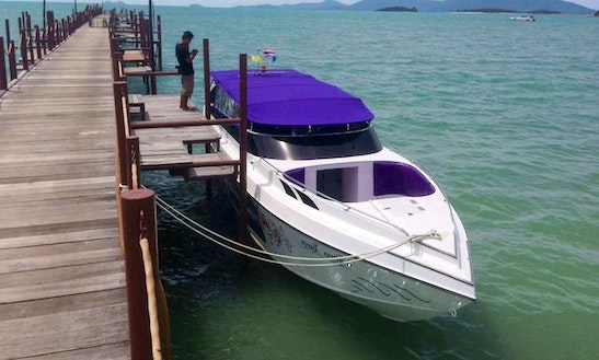 See Beautiful Ko Samui, Thailand, By Passenger Boat