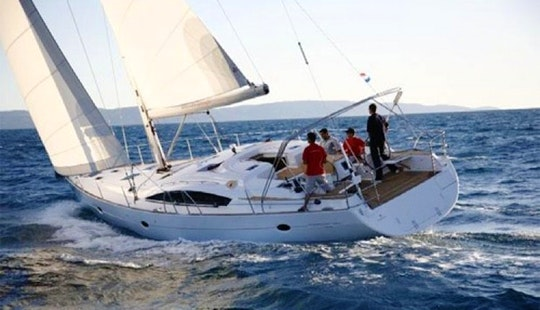 A Perfect Sailing Holiday On The Awesome Croatian Sea Aboard Elan Impression 514 Sailboat