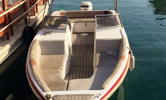 Rent A Bowrider Near Byblos In Mount Lebanon Governorate, Lebanon