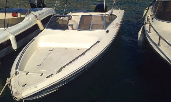 Single Outboard Motorboat For Rent In Mount Lebanon Governorate, Lebanon