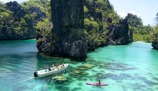 See The Lagoons Of El Nido On Our Island Hopping Tour