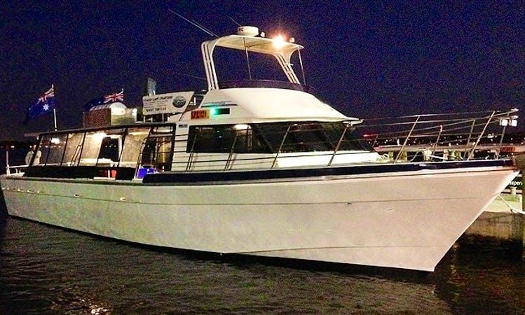 Charter Classy Lady Motor Yacht in Fremantle, Australia