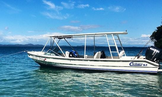 All Inclusive Fishing Trip Vacation In Boca Brava Island, Panama