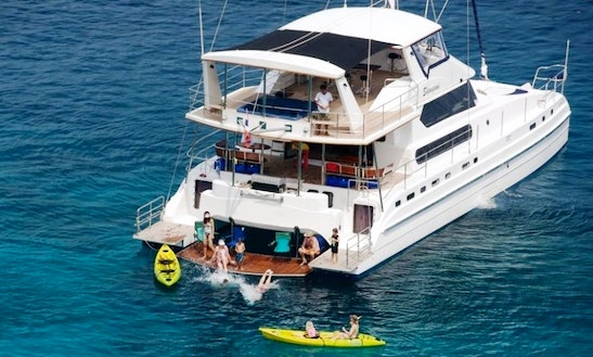 Luxury Crewed Charter On 70ft