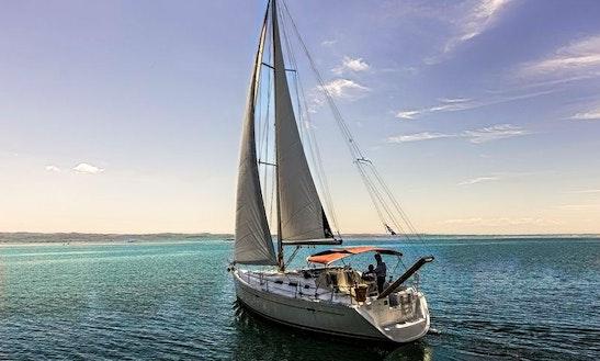 Charter A Cruising Catamaran In Pefkochori, Greece