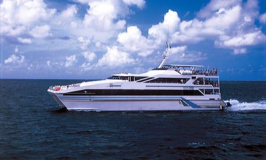 Bali Reef Cruise In Indonesia