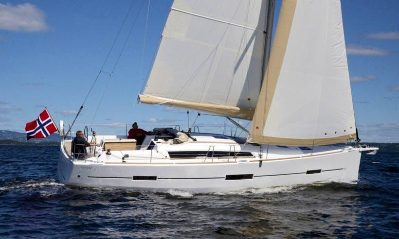 Dufour 412 (2018) Portisco Sailing Monohull rental in Portisco