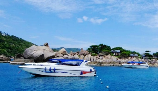 Amazing Excursion Experience In Ko Samui, Thailand On This Speed Boat