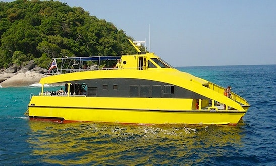 Mv Stingray In Tambon Ao Nang