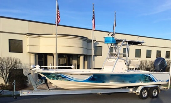 Enjoy Fishing In Myrtle Beach, South Carolina With Captain Ponytail