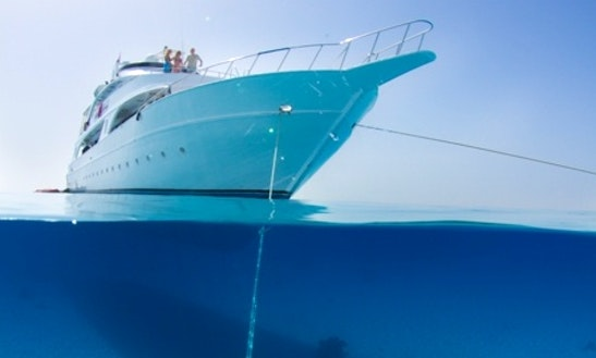 Charter 104' Okeanos Explorer Power Mega Yacht In Red Sea Governorate, Egypt