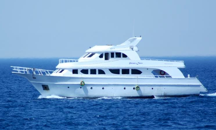 Charter a Motor Yacht in Cairo Governorate, Egypt