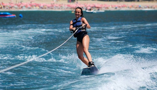 Experience Wakeboarding With Fantastic Team In Muğla, Turkey