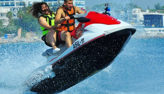 Rent A Jet Ski Rental In Antalya, Turkey