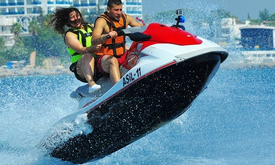 Rent A Jet Ski Rental In Antalya, Turkey