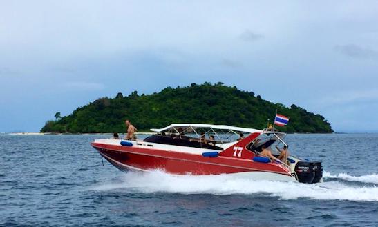 Charter A Bowrider In Tambon Ao Nang, Thailand
