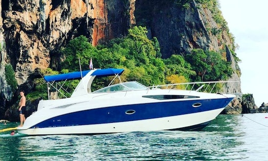 Charter A Motor Yacht In Phuket,thailand